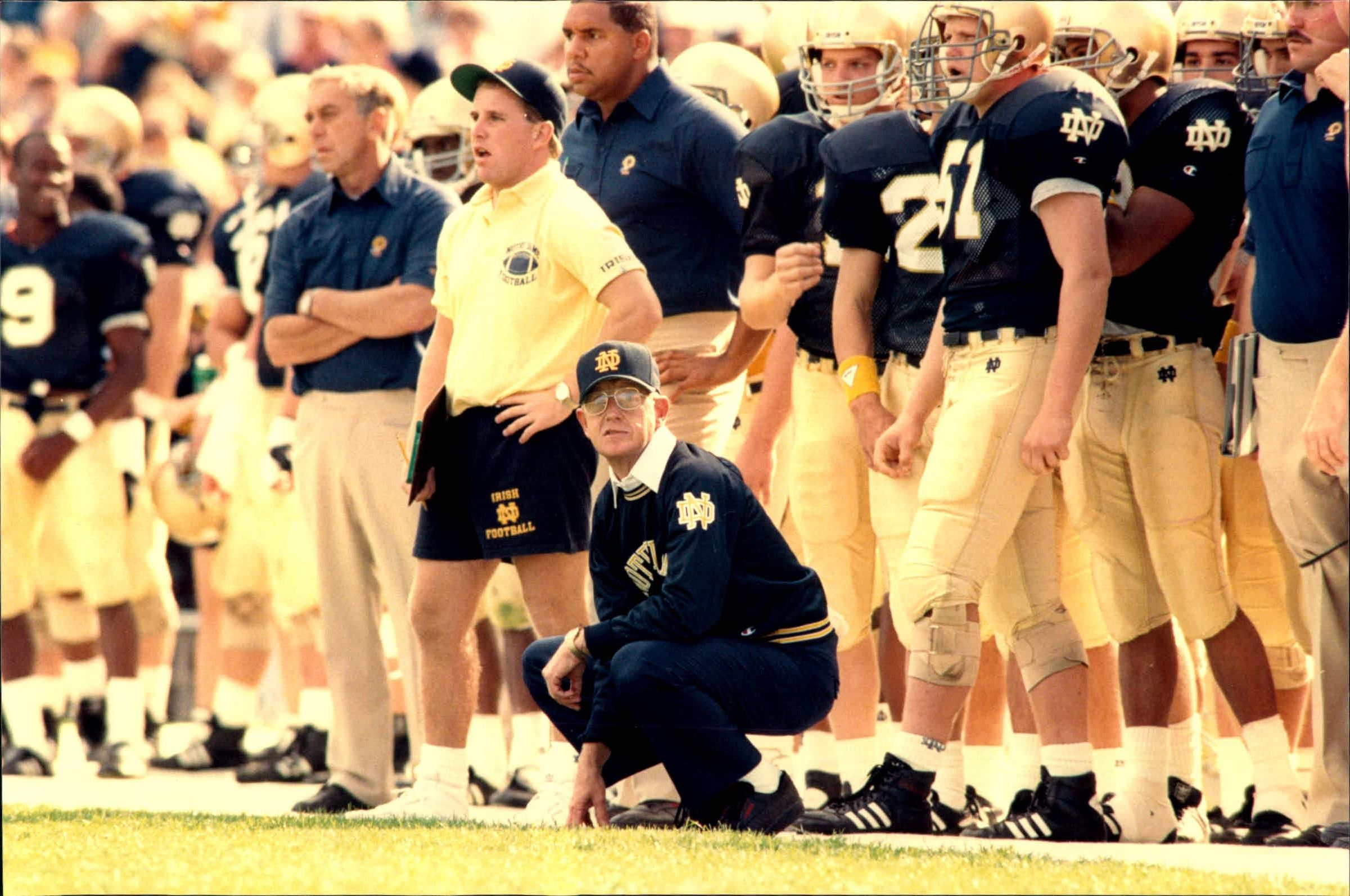 What Lou Holtz Taught Me That Last Time - Guest Post