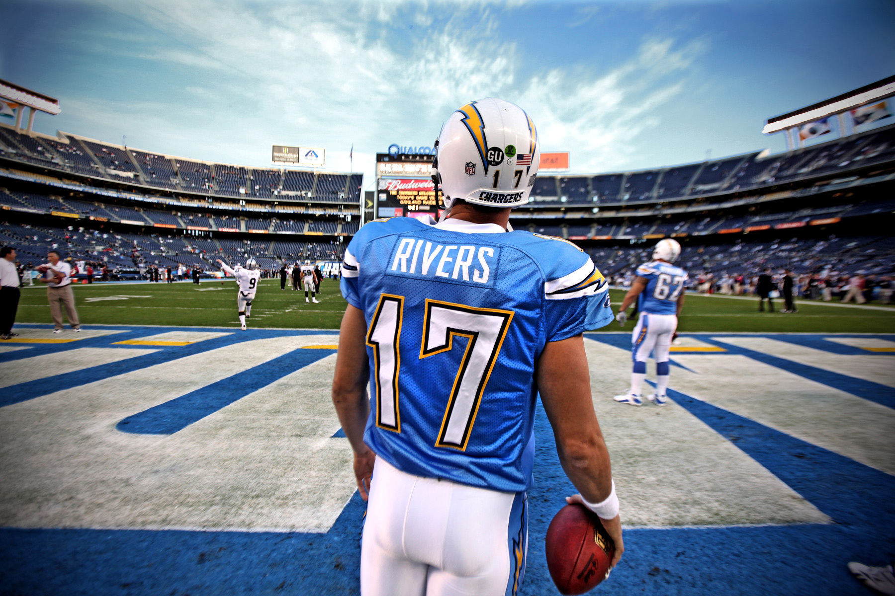 What Philip Rivers' $200K SUV Can Teach Us About Fatherhood